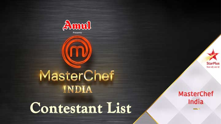 Amul-MasterChef-India-2019-Season-6-Contestant-List
