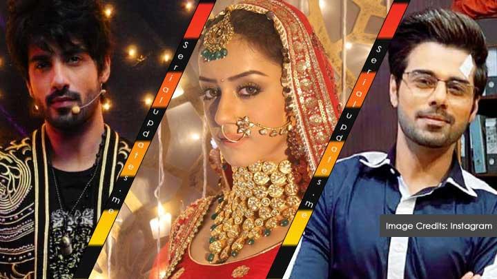 Yeh-Hai-Chahatein-Rudraksh-learns-Saransh-is-Rajiv-son-Rudraksh-to-marry-Prisha
