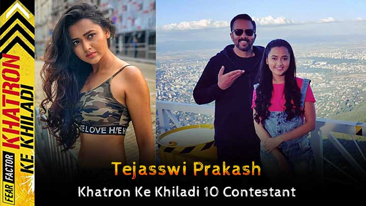 Tejasswi Prakash (Khatron Ke Khiladi 10) Wiki, Height, Weight, Age, Hometown, Biography