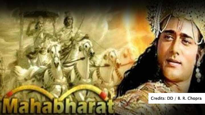 Mahabharat-Serial-Cast-Telecast-Timing-DD-Bharati-Channel-Number-Real-Names