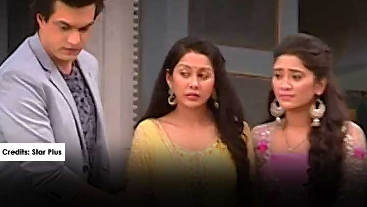 Yeh Rishta Kya Kehlata Hai: Gayu falls from stairs, Samarth scolds her