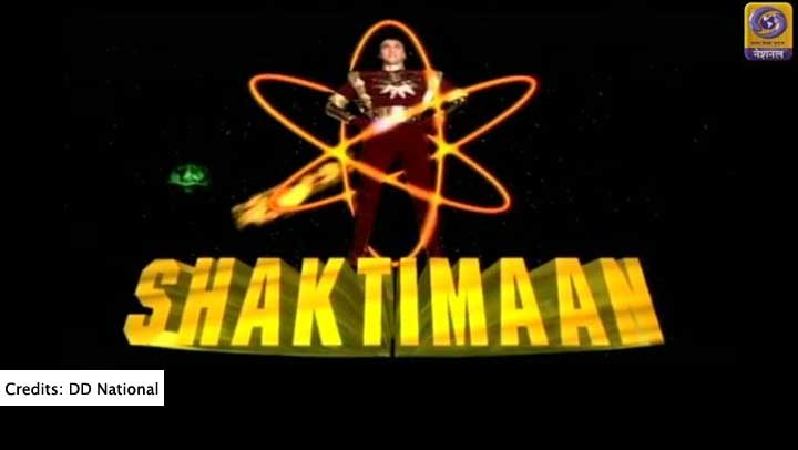 Shaktimaan Cast, Doordarshan serial Timing, Real names, Channel Number of DD National