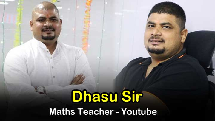 Dhasu Sir (Maths Teacher) Real name, Wiki, Height, Weight, Age, Hometown, Biography & More