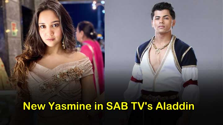SAB-Tv-Aladdin-New-Yasmin-Entry