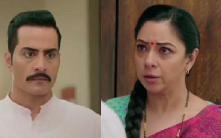 Anupama-begs-before-Vanraj-Rakhi-takes-advantage
