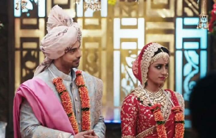 Yeh-Hai-Chahatein-Prisha-married-Yuvraj-Rudra-in-huge-shock