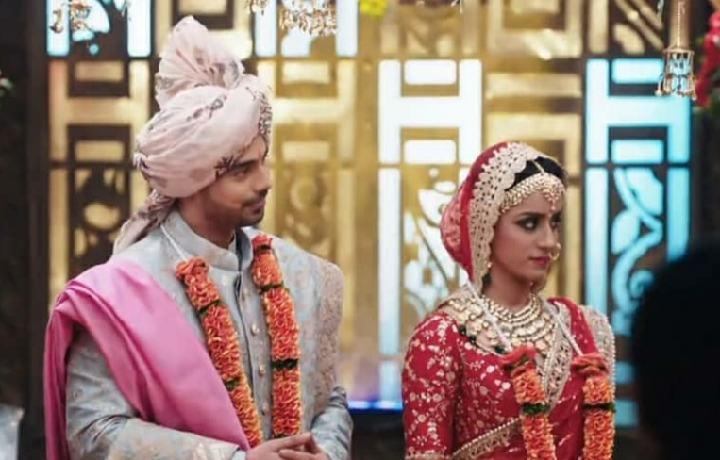 Yeh Hai Chahatein: Prisha married Yuvraj, Rudra gets huge shock