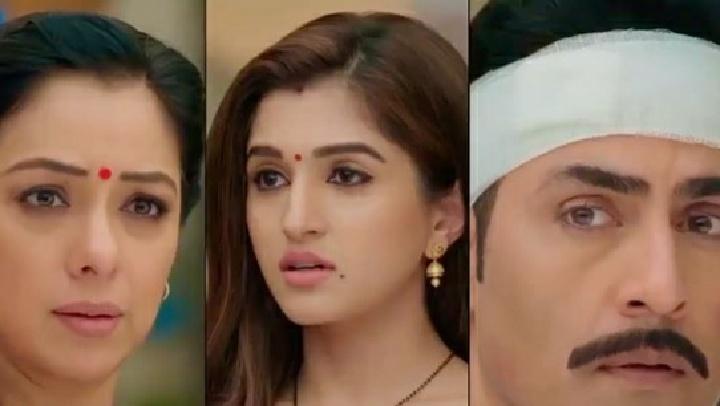 Anupamaa: Kinjal decide to leave Shah house, Anupama make her understand
