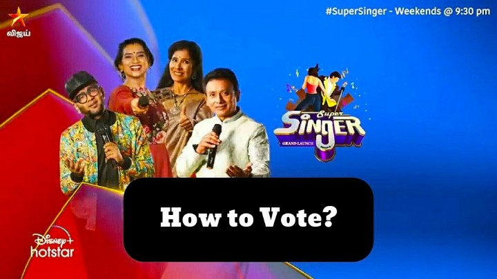 Super Singer 8 Voting, Results, How To Vote?