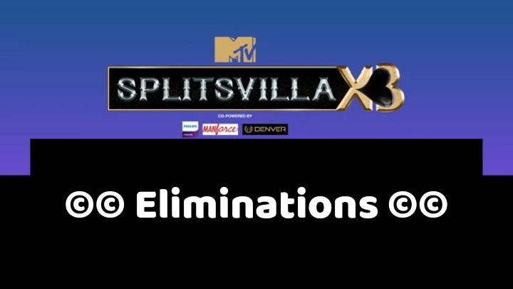 Splitsvilla X3 Elimination, Contestants in Dumping Zone