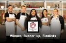 MasterChef UK 2021 Winner, Runner-up, Finalists