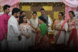Anupama: Baa-Vanraj against Samar-Nandini's engagement