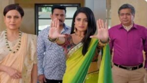 GHKKPM: Pakhi tags Sai as th clever bahu; Virat gets furious
