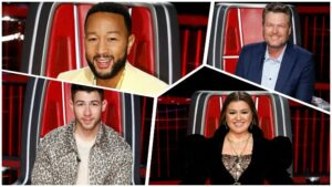 The Voice America 2021 Winner, Runner-up from Top 5 Finalists