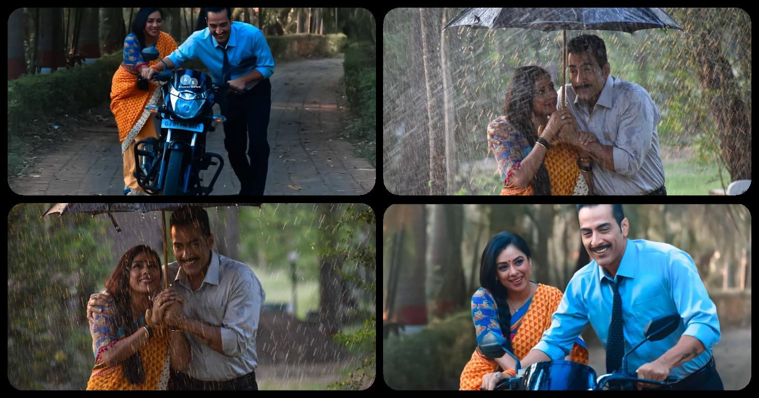 Anupamaa: Anupama-Vanraj walks down the memory lane