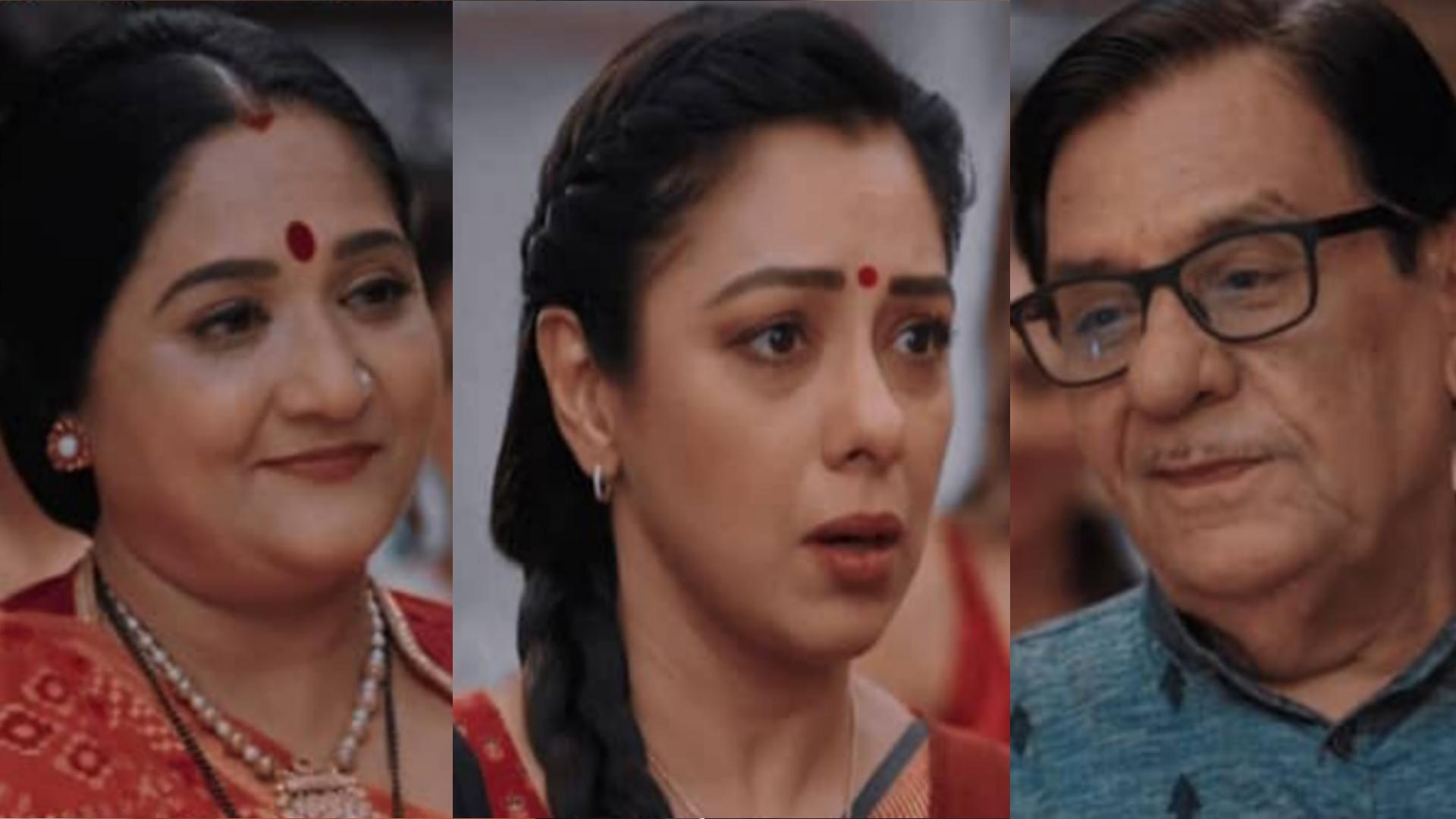 Anupama: Kavya's in ugly plan; danger for Shah family