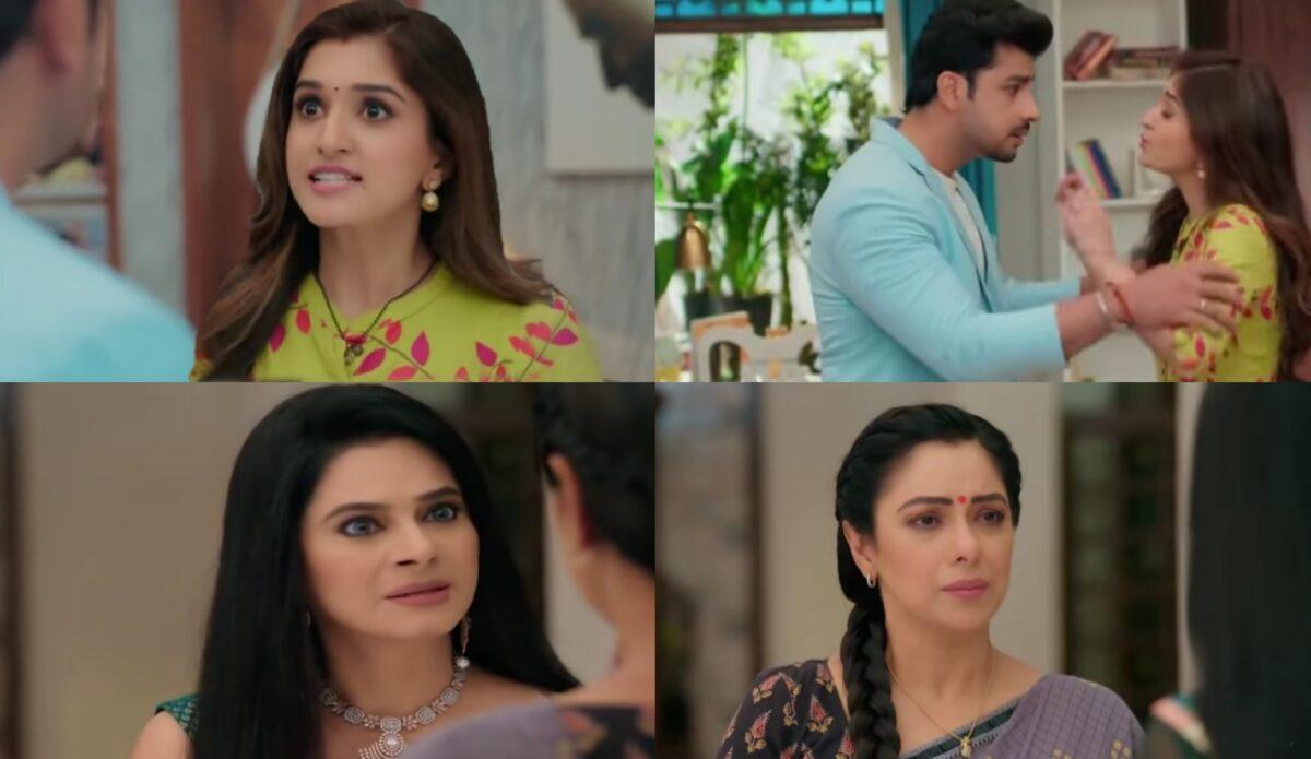Anupama: Anupama promises Kinjal not to let her become next Anupama