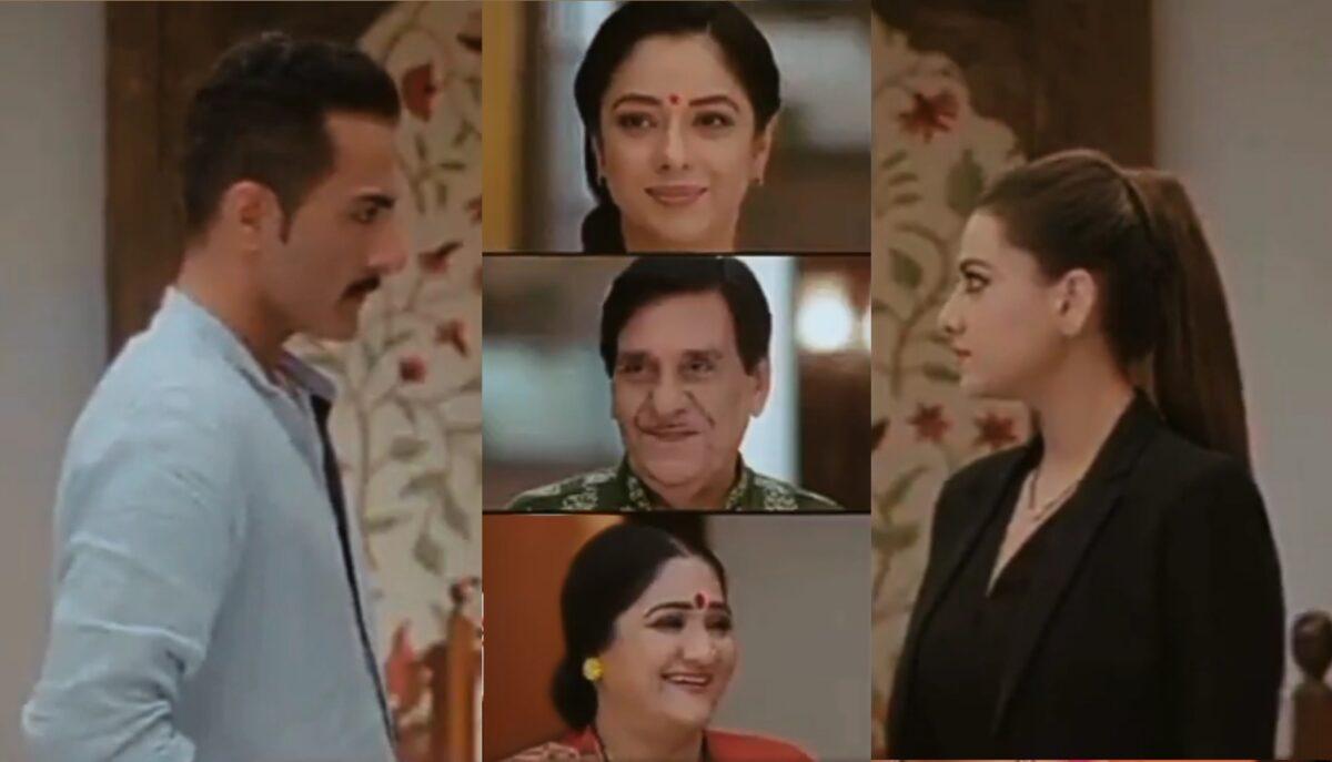 Anupama: Vanraj starts a new job at cafe; Kavya objects