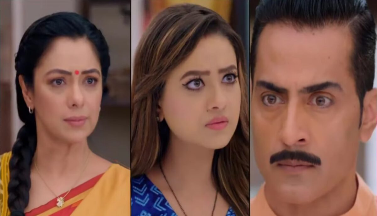 Anupama: Anupama's shocking decision; Vanraj supports her