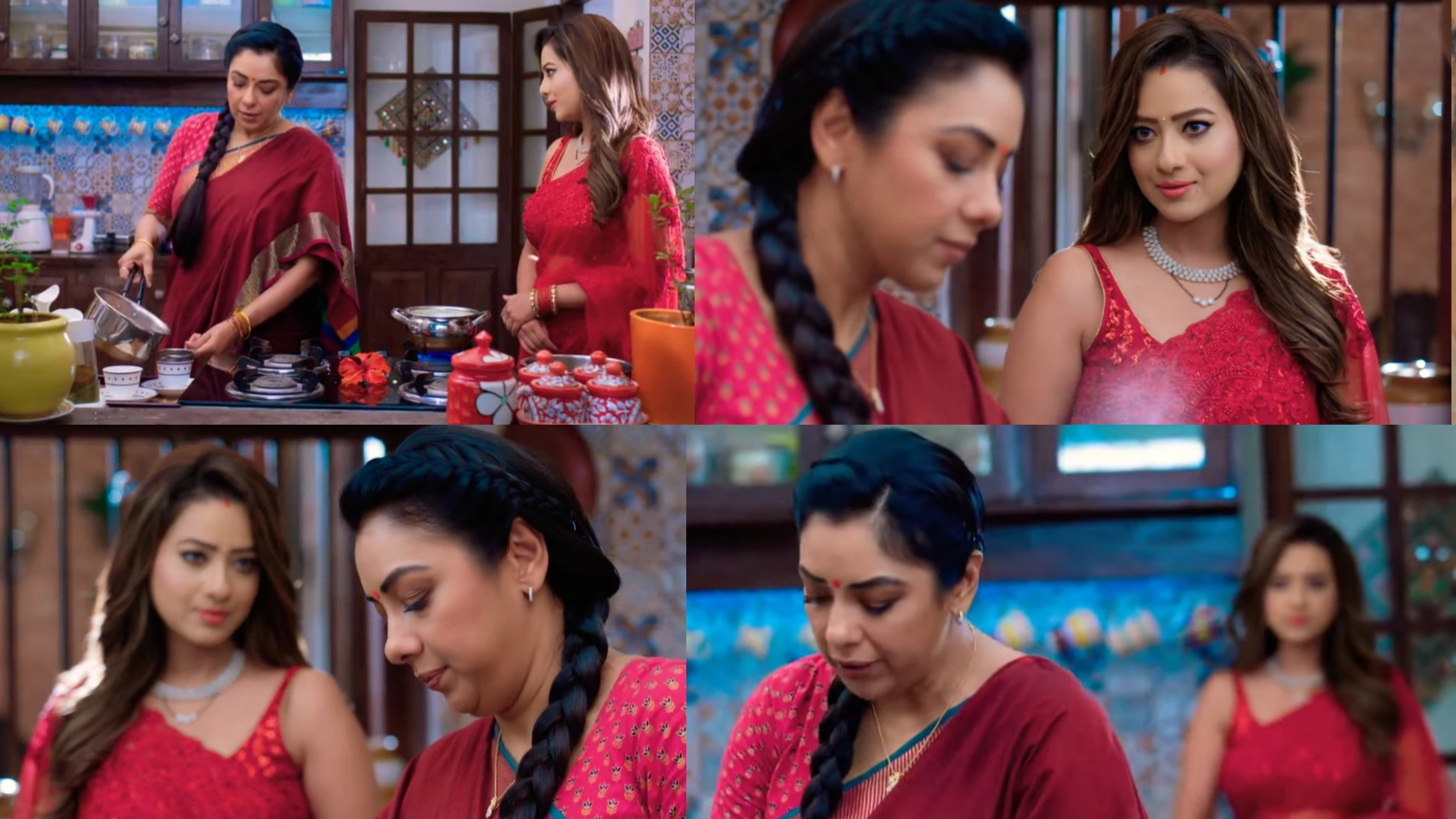 Anupama: Kavya gives orders to Anupama; Vanraj lashes at Kavya