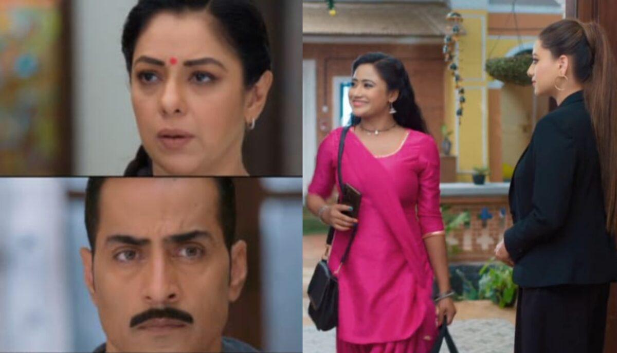 Anupama: The new maid insults Baa-Bapuji; Anupama fumes