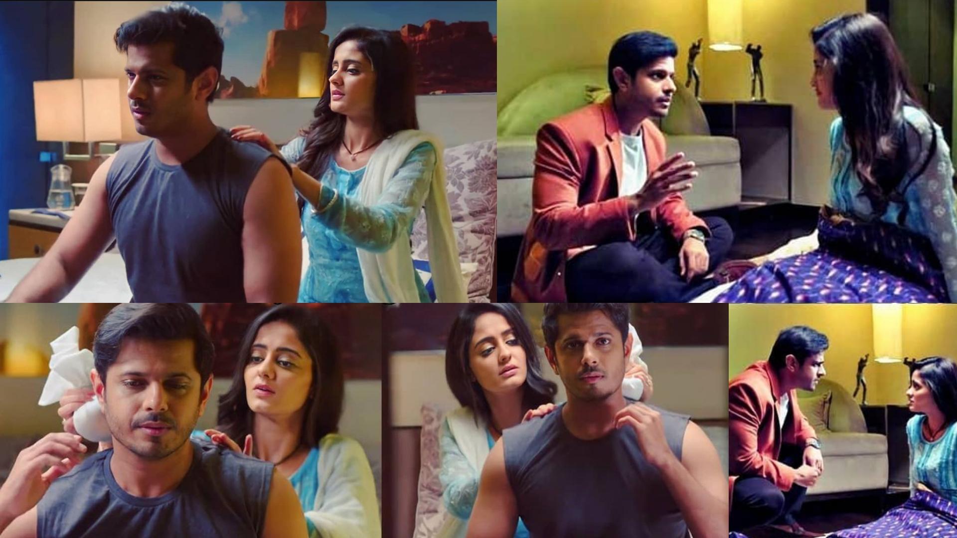 GHKKPM: Sai gives Virat midnight massage; Pakhi gets jealous