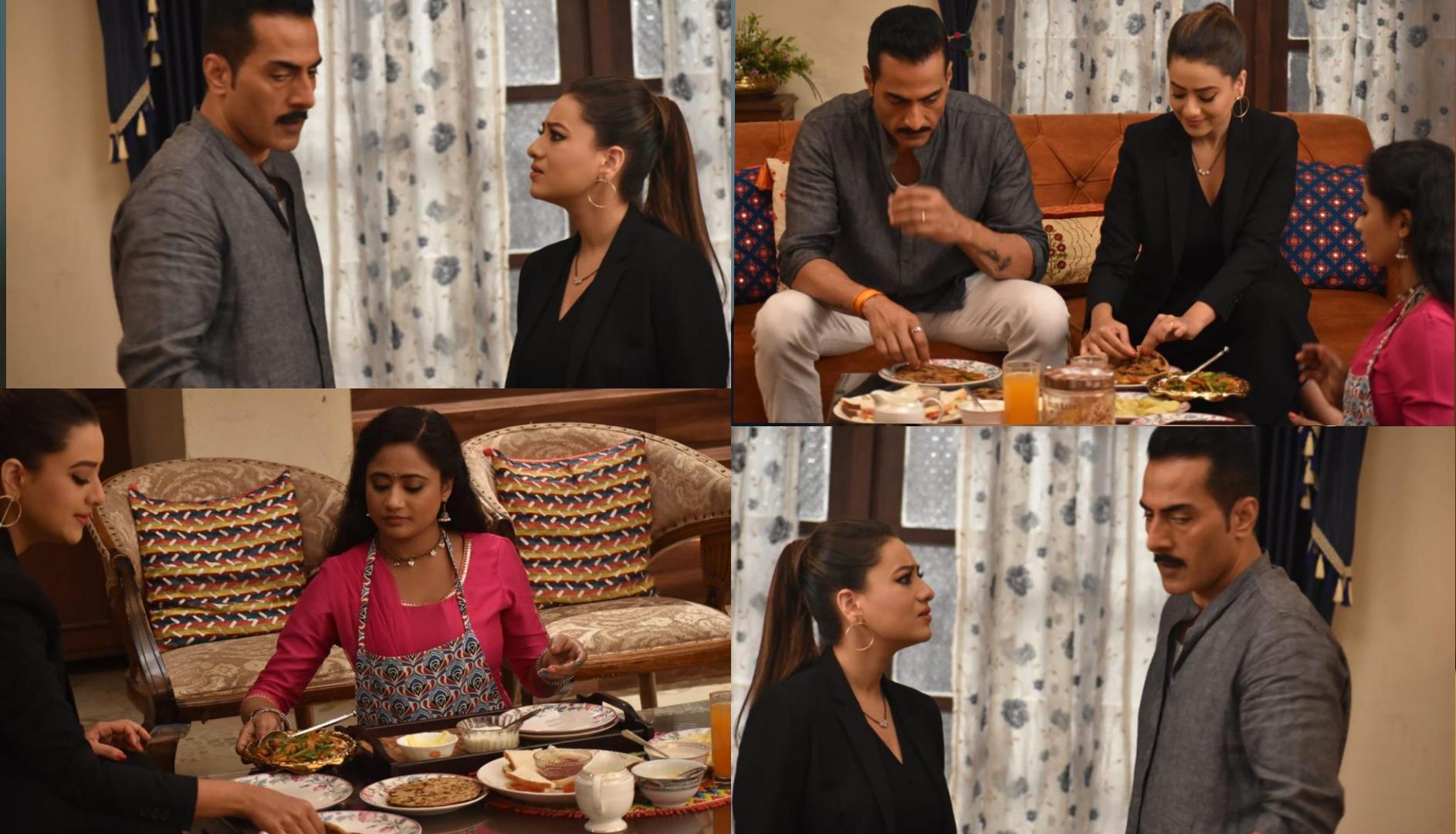 Anupama: Kavya hires full-time maid; Baa irked