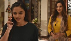 Anupama: Kavya manipulates Pakhi against Anupamaa for the second time