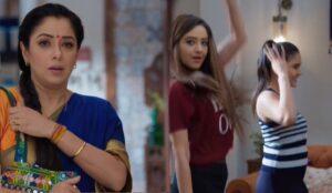 Anupama: Pakhi taunts Anupamaa for not prioritising her; Kavya smirks