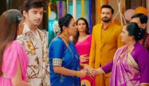 Anupama: Shah Parivaar to welcome their new bahu; Baa accepts Sanan