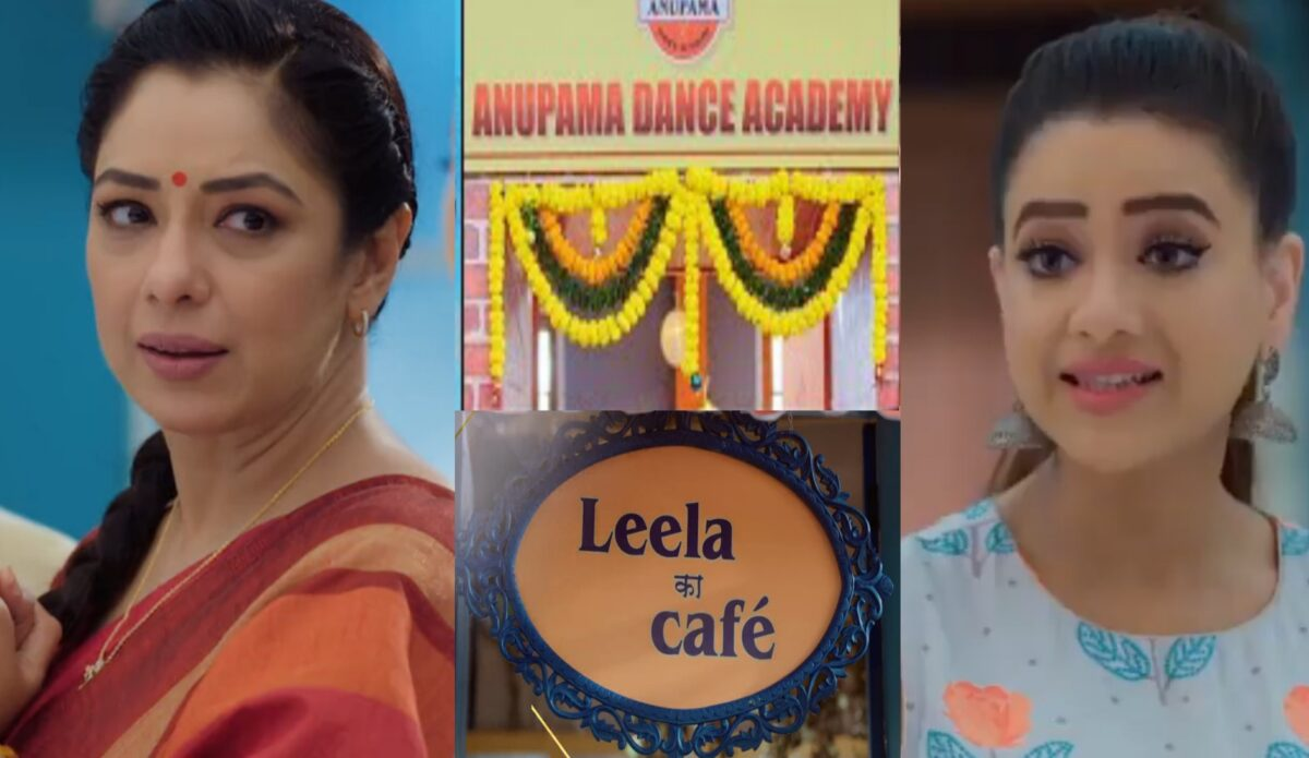 Anupama: Kavya objects on the cafe being named after Baa
