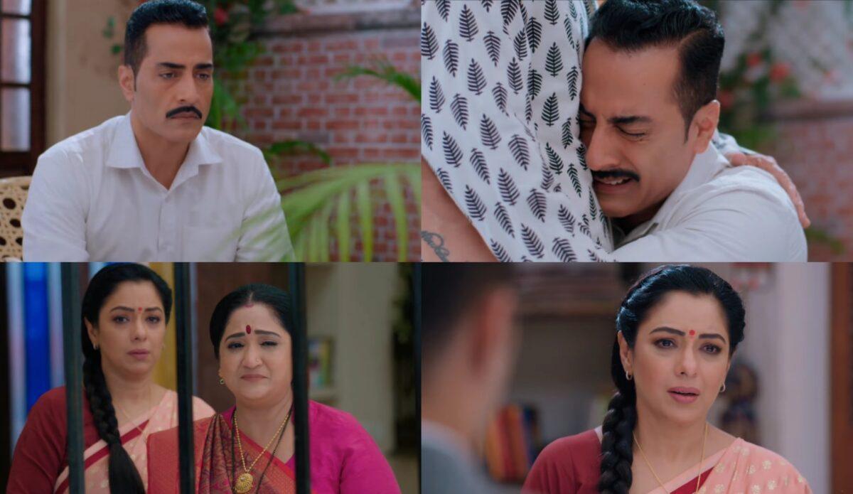 Anupama: Vanraj's emotional breakdown, cies bitterly