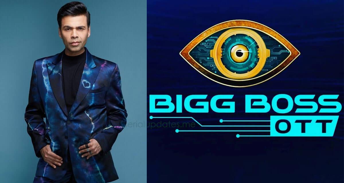Bigg Boss OTT Contestants List, Host, Starting Date - Bigg Boss 2021