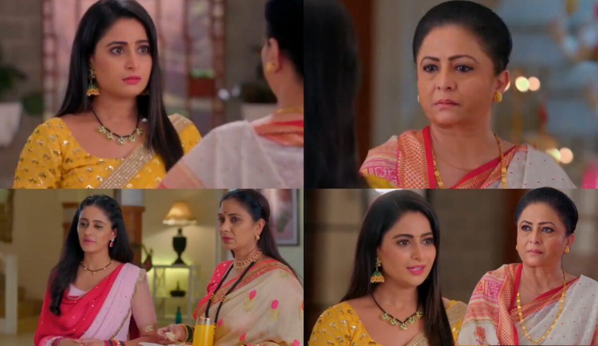 GHKKPM: Mansi dominates Pakhi to support Sai
