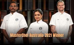MasterChef Australia 2021 Winner, Runner-up, Prize Money