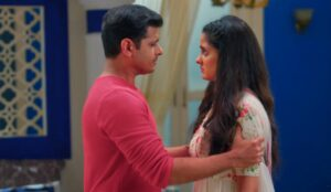 GHKKPM: Pakhi shares her pain with Sai