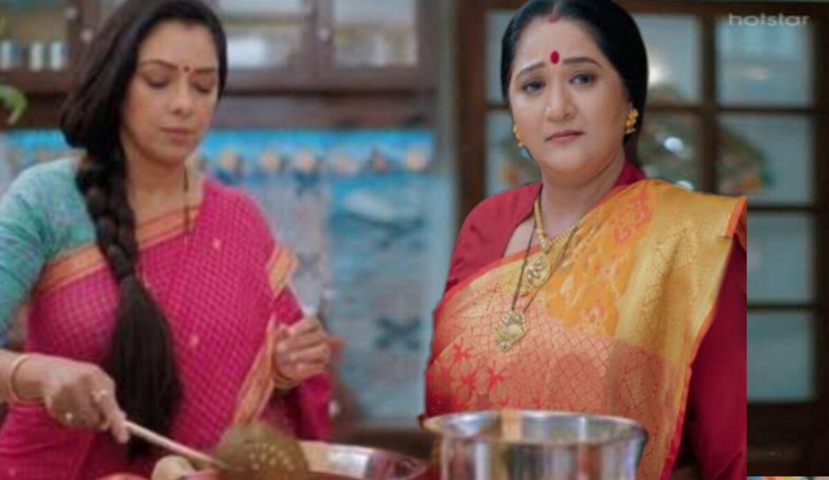 Anupama: Anupamaa teaches Baa to make keto burger