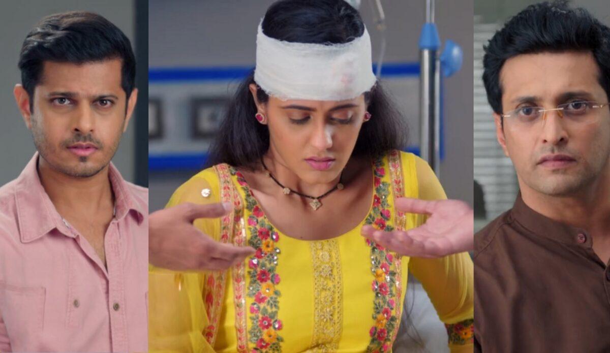 GHKKPM: Virat leaves Chavan Nivas to prove his love for Sai