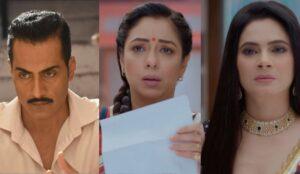 Anupama: Rakhi's game gets Anupama-Vanraj on their knees