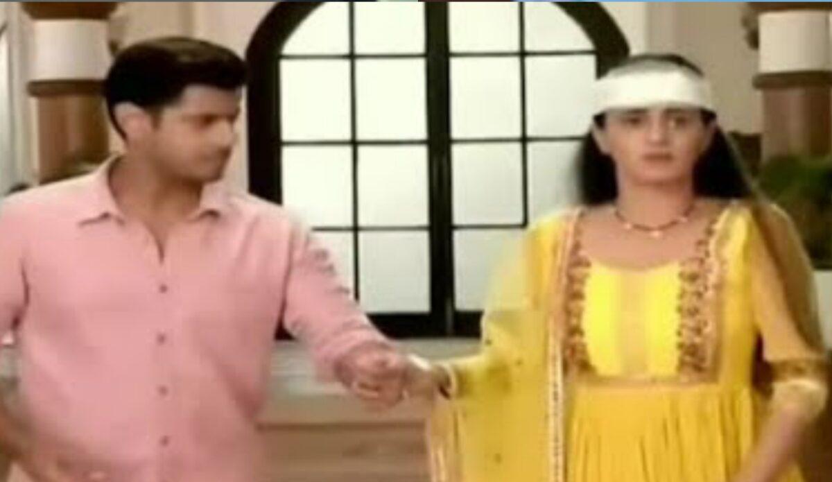 GHKKPM: Bhavani's warms welcome melts Sai's heart