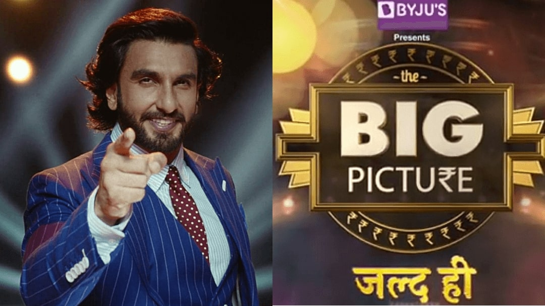The Big Picture Ranveer Singh New Quiz Show on Colors Start Date Timing