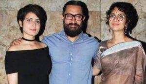 Fatima Sana Shaikh goes viral on twitter after Aamir Khan announces divorce