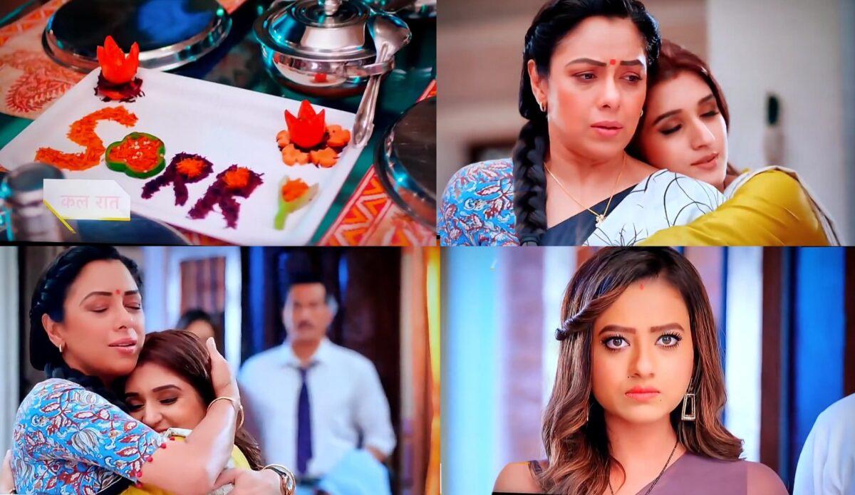 Anupama: Kinjal to realise her mistake; Kavya does unexpectable