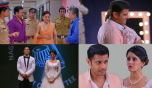 GHKKPM: Sai's ooops moment on stage; Virat rushes to save Sai