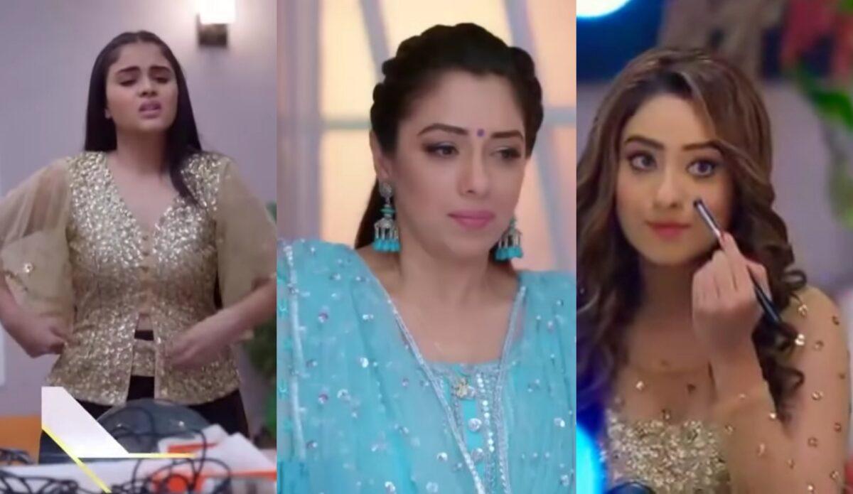 Anupama: Kavya shows her true colours to Pakhi; Pakhi's takes shocking decision