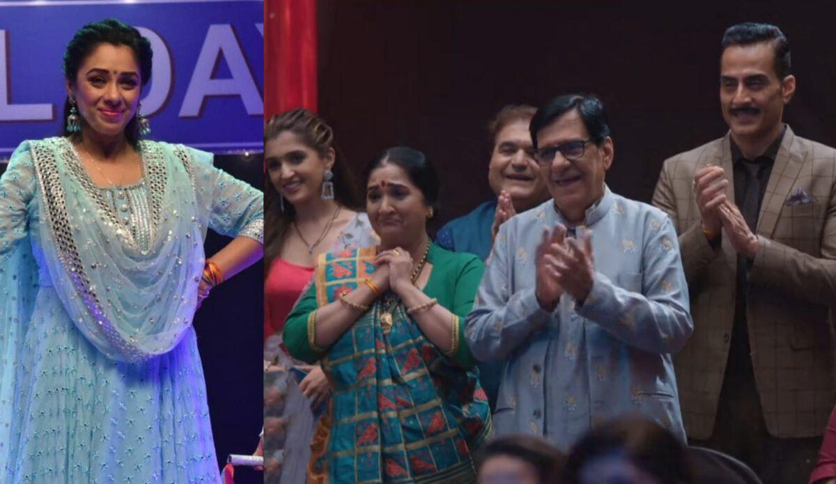 Anupama: Kavya becomes the reason of Anupamaa-Pakhi's reunion on stage