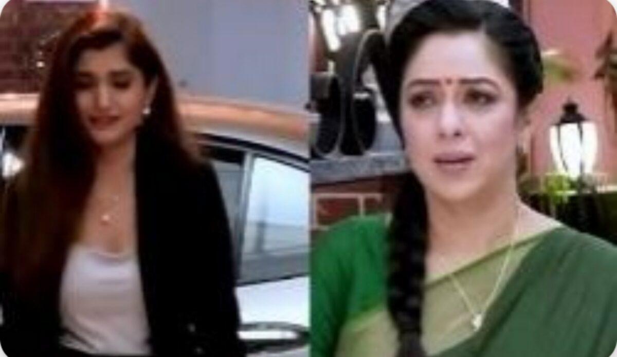 Anupama: Mr. Dholakia molests Kinjal, she looses her job