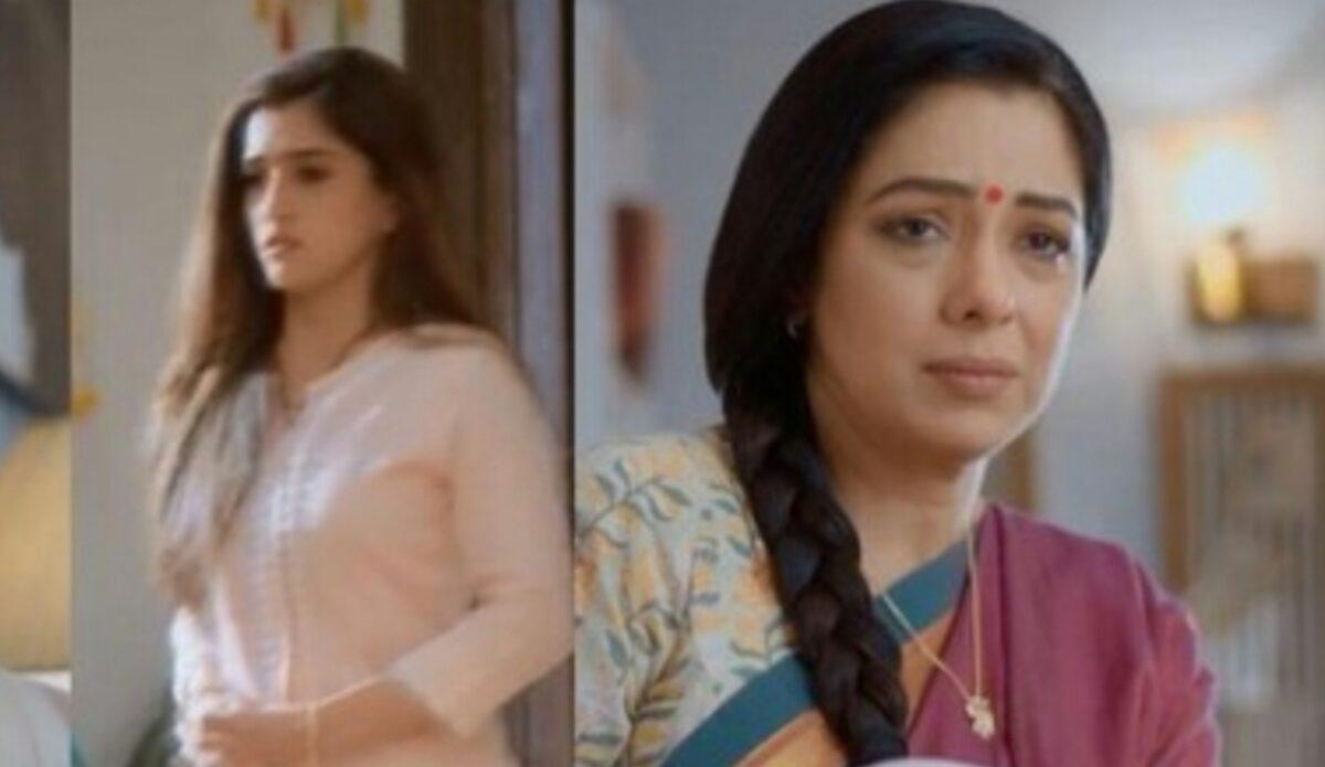 Anupama: Kavya questions on Kinjal's character, takes a stand for Dholakia