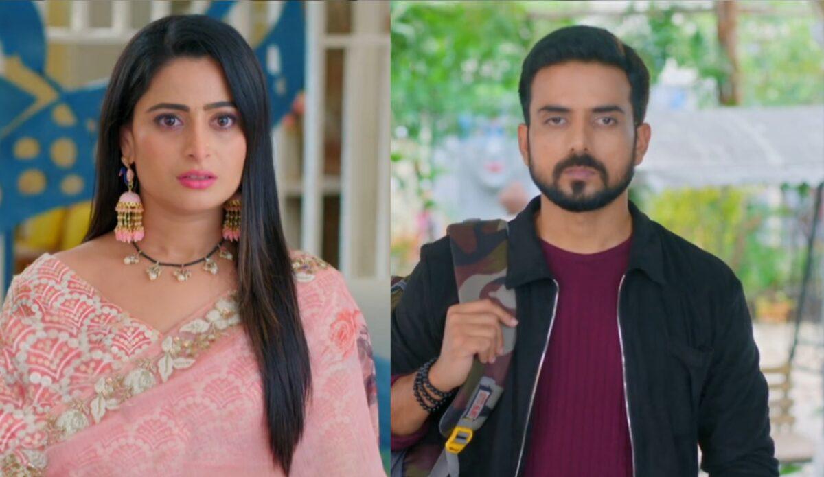 GHKKPM: Samrat questions Virat for betraying Sai: Virat-Sai face off
