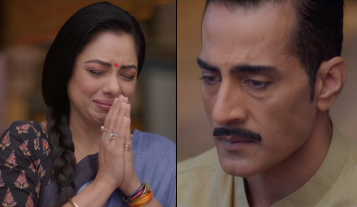 Anupama: Anupama's one mistake to bring Shah family on road